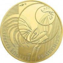 Empfohlenes Produkt : 1000 Euro Gold Der Hahn UN