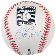 Craig Biggio Houston Astros Fanatics Authentic Autographed Hall of Fame Logo Baseball with HOF 2015 Inscription - $299.99