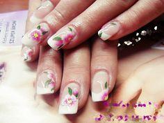 #flower #france #nail