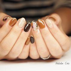 Nail Art Designs Videos, Simple Nail Art Designs, Nail Designs, Funky Nails, Cute Nails, Stylish Nails, Trendy Nails, Star Nail Art, Minimalist Nails