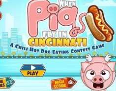 "Check out new work on my @Behance portfolio: ""Funny Piggie Game"" http://be.net/gallery/31786313/Funny-Piggie-Game"