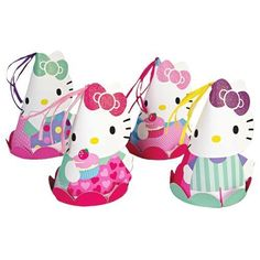 Meri Meri Party Hats Hello Kitty *** See this great product.Note:It is affiliate link to Amazon.