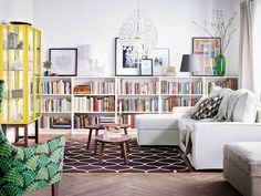 ikea living room sala de estar inspire lifestyle 5