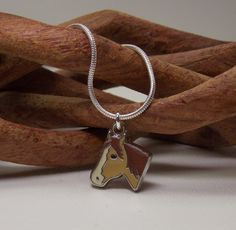 Her Horse Necklace Free Shipping by kasual2klassy on Etsy, $11.50