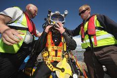 Ocean Observatory Weekend Is Over, Marines, Ocean, The Ocean, Sea