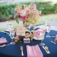 Robyne + Jeremy = Romantic Aldredge House Wedding - My Clutter ~ Portfolio, Inspiration, Styling - RENT MY DUST Vintage Rentals - Dallas Fort Worth Texas Pink Table Decorations, Gender Reveal Party Decorations, Diy Wedding Decorations, Wedding Book, Rose Wedding, Wedding Table, Wedding Stuff, Wedding Ideas, 18th Party Ideas