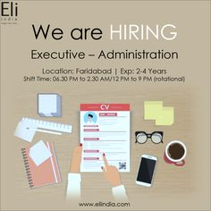 EGA – Global Information, Media, Research & Financial Services Company Admin Executive, Job Opening, Delhi Ncr, Career, How To Apply, India, Carrera, Delhi India, Freshman Year