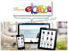 Sell your products online at the #eBaystore with our affordable monthly eBay #integration tools and reach out to your potential customers from a single platform. Our sales manager and listing tools to help you easily automate your eBay business.
