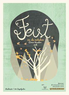 Feist (October 2012)  Art by Joana Lemgruber: http://cargocollective.com/joanalemgruber