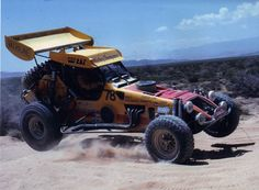 Mickey Thompson V8 Off Road Class 1 buggy