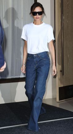 We've rounded up Victoria Beckham's most stylish looks. See her iconic outfits here.