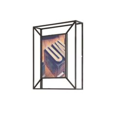 Steel Outline Photo Frame