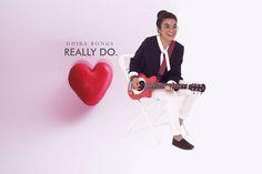 """Dhira Bongs Rilis Single Kedua, """"Really Do"""""""