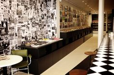 #RecordStore  #Walrus paris city guide by www.mr-cup.com