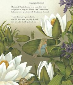 Thumbelina: Brian Alderson, Hans Christian Andersen, Bagram Ibatoulline: 9780763620790: Amazon.com: Books