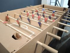 #Winkelbeleving #Concept #Warenhuis3.0 #Merci #SportintheCity #Tafelvoetbal www.Retailtheater.nl Concept, City, Sports, Hs Sports, Cities, Sport