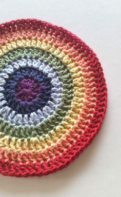 The Secret Crochet Circle Formula (and how to tweak it)