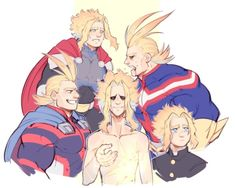 Toshinori Yagi (All Might): fanarts My Academia Hero, Hero Academia Characters, Fictional Characters, Everyday Life With Monsters, Arte Quilling, A Hat In Time, Boku No Hero Academy, Memes, Manga Anime