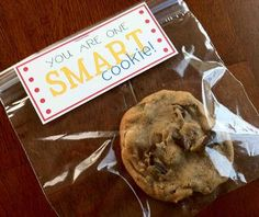 Testing Printables-You're one smart cookie!