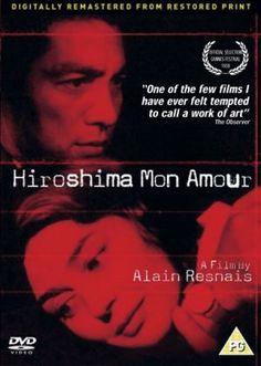 'Hiroshima mon amour' by Alain Resnais , 1 9 5 9,  France & Japon With: Emmanuelle Riva, Eiji Okada.