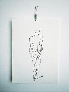 ::: Life drawing / gesture drawing :::