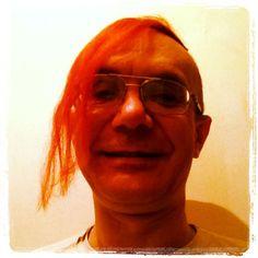 Myslel, že je to známka punku... :-) - @shaana_cz- #webstagram