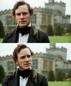 "Michael Fassbender as Mr. Rochester in ""Jane Eyre"" (2011)"