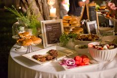 Domestic Fashionista: super great outdoor party ideas