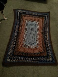 Ravelry: maryann829's granny rectangles