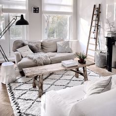 85 Amazing Scandinavian Living Room Ideas For Sweet Home Design Living Room Decor Amazing Design Home Ideas Living Room Scandinavian sweet Cozy Living Rooms, Interior Design Living Room, Living Room Designs, Living Room Decor, Kitchen Interior, Living Area, Deco Boheme Chic, Sweet Home Design, Mid Century Living Room