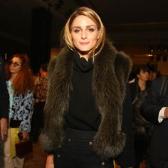 Olivia Palermo - Elie Saab Haute Couture Spring 2016 Front Row - January 27, 2016 #PFW