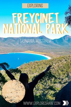 For anyone visiting the East Coast of Tasmania, here's exactly why you need to make a beeline straight for Freycinet National Park. Places To Travel, Travel Destinations, Places To Visit, Holiday Destinations, Australia Travel Guide, Visit Australia, Western Australia, Tasmania Travel, New Zealand Travel