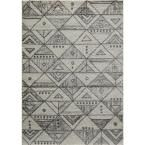 Lima Ivory 7 ft. 10 in. x 9 ft. 10 in. Indoor Area Rug