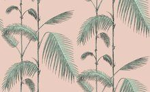 Palm Leaves Behang Cole and Son  -  Luxury By Nature