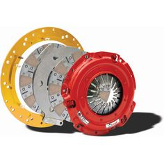 Add to Cart for Price! McLeod 2011-2012 Ford Shelby GT500 RXT Twin Disc Clutch 1200hp TR-6060 #6918-07HD