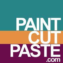 Paint Cut Paste - http://paintcutpaste.com/ - inspiring young artists