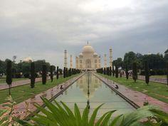 Taj Mahal , Agra