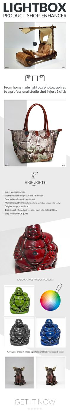 Lightbox Product Enhancer