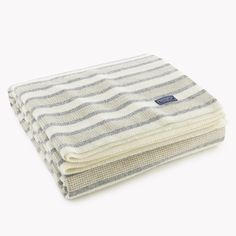 Faribault's Wool Throw-Machine washable-50 x 72 on sale for $87.99