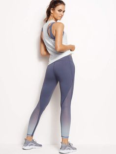 9bcd4f815a87b Knockout by Victoria Sport Tight - afflink Gym Clothes Women, Workout  Attire, Workout Pants