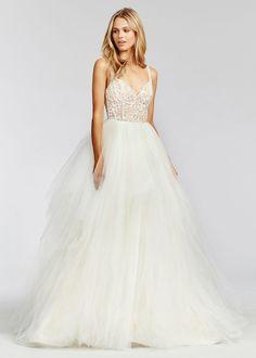 Blush By Hayley Paige Dress Scout 1657 | Blush Bridal