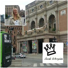 Ann-Helen Ranén från Svenska Kulturnyheter besökte Stockholm juni 2014. I Stockholm finns det mycket att se, höra och göra, som t ex gå på opera, ABBA-museet m.m... Här ser du Operan. Här hittar du litteraturtips!