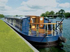 The Henley Widebeam Metrofloat Canal Boat Gallery | Aqualine