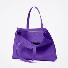 Perfect tote - Ultra Purple