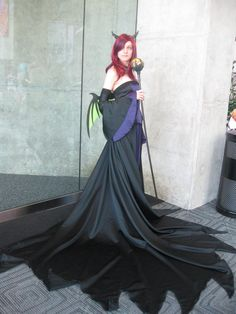 maleficent cosplay | maleficent by halloweentownkairi photography people portraits cosplay ...