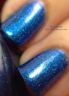 ThatGalJenna - Mod Lacquer Review and Swatches - Revenant