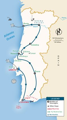 Portugal Itinerary Where to Go in Portugal by Rick Steves is part of Portugal vacation - Best Beaches In Portugal, Portugal Vacation, Places In Portugal, Portugal Travel Guide, Spain And Portugal, Portugal Trip, Sintra Portugal, Hotel Am Strand, Day Trips From Lisbon