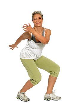 8 øvelser som får deg i gang - Tara