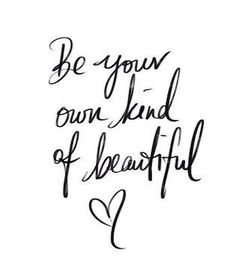 beauty quote                                                                                                                                                      More