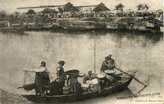 Tonkin – Bac .collection R. Moreau, Hanoi - Postcard